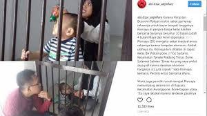 Fakta-fakta Ibu Dipenjara bersama Bayinya